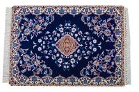 39602 Antique Collectable Fine Isfahan- 2'5x3'8