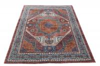 61424 Hand Made Anatolian AN-62324 Wool Red 10'4