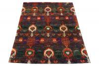 52838 Multi Color modern rug 7'9