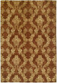 55112 Gramercy Rug Color Autumn Spice 6'x9'