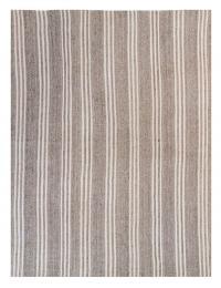 56365 Vintage Turkish Multi Color Hand-Made Rug - 8′2″ × 12′3″