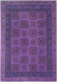 56580 Fine Overdye Khotan Design 5.6x8.1
