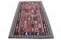 58960 Persian Gaghaie Kilim Rug-4′9″×7′11