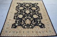 59020 Hand Knotted Pakistani 4'10