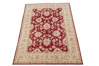 Sultan Abad Afghani Rug Size 4'x5'11
