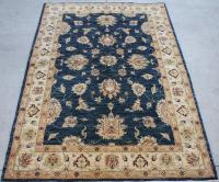 59054 Hand Knotted Pakistani 4'2