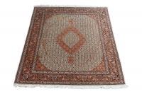 59081 Fine Tabriz Wool and Silk 7'5