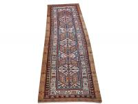 60077 Antique Persian Sarab Runner 3'8