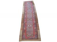 60085 Antique Persian Sarab Runner 3'7