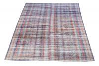60342 Antique Turkish Handmade Flatweave Rug Size 11'6