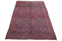 60615 Vintage Moroccan Berber 11'4