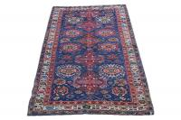 60670 Sumak antique rug 9'10
