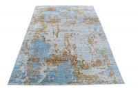 61083 Hand Made Contemporary Rug 14'7