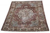 61336 Antique Persian Bakhtiar 10'9