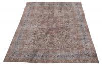 61339 Antique Persian Mashad 13'6
