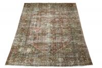 61419 Antique Mahal carpet 10'6