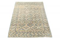 61500 Antique Mahal design rug 9'5
