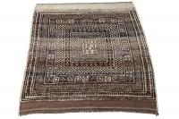61716 All Wool Hand Made Vintage Tribal Persian 7'9