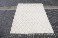61756 Moroccan Ivory 10'X14'
