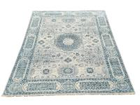 61790 Modern multi color rug 9'1