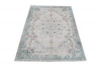 62083 Fine Hand Knotted Tabriz 7'9