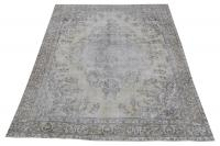62087 Hand Knotted Persian Tabriz 9'5