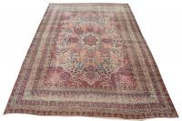 62355 late 19th century Antique Kerman 12'1