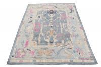 62385 Luxury modern Mahal rug 10'3