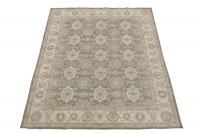 62393 Contemporary multi color rug 8'3