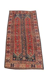 62419 Antique All Wool Runner - 9'11