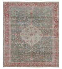 Antique Tabriz -7'10