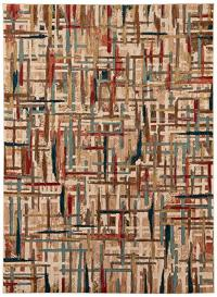 Intrigue Enchant Multi-Color Rug - 7'10