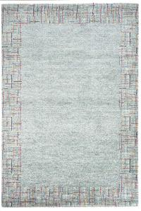 Dynamic Rug Mehari Color Teal 5'3