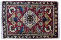 52293 Antique Tabriz Rug- 1'9