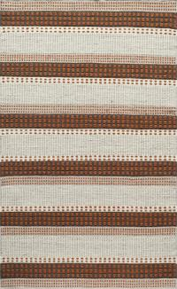 Mes 12 Hand Knotted Noa Rug Color Rust