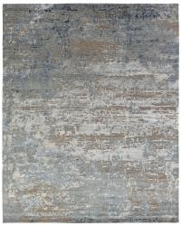 Lhasa LN-093 Hand Knotted M-Blue