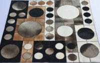 54558 Pattern Cowhide 6x6