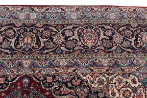 Traditional Kashan Rug 10'7