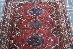 Vintage Shiraz 5'2