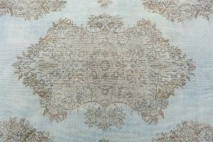 Antique Turkish rug 10'2
