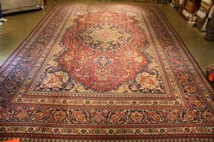 Antique Khorassan 14x21.5