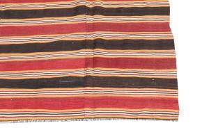 37863 Nomadic Antique Kilim rug 6'6