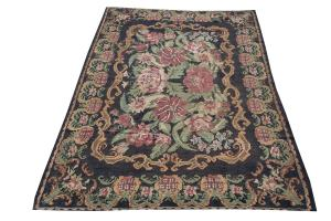 37912 Semi Antique Moldavian kilim  6'3