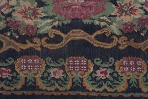 37912 Semi Antique Moldavian kilim  6'3