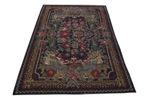 European Moldavia Old Kilim 5'9