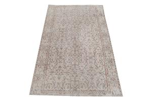 38277 Vintage Turkish flatweave - 3'6