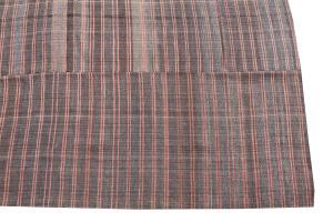 """38342 Vintage Turkish Kilim Rug - 6'3"""" x 8'8"""""""