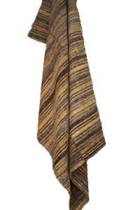 Antique Turkish flatweave 7'5