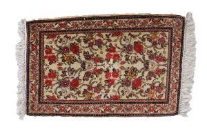 Antique Tabriz 2'x3'