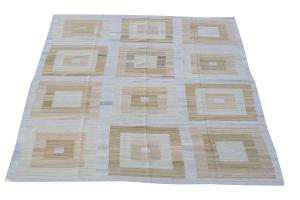 One of a kind modern Kilim 8'x10'